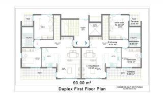 آپارتمان نوساز برای فروش در بلک, پلان ملک-3