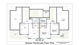 آپارتمان نوساز برای فروش در بلک, پلان ملک-4