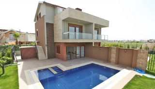 4 Bedroom Comfortable Villas with Private Pool in Belek, Belek / Center - video