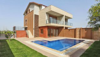 4 Bedroom Comfortable Villas with Private Pool in Belek, Belek / Center