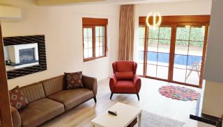 4 sovrum bekväma villor med privat pool i Belek, Interiör bilder-3