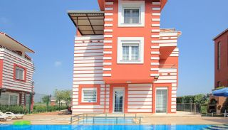 Furnished Holiday Villas in Belek with Investment Opportunity, Belek / Kadriye - video