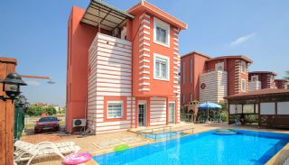 Furnished Holiday Villas in Belek with Investment Opportunity, Belek / Kadriye