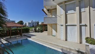 Fully Furnished Houses with Private Pool in Belek, Belek / Kadriye - video