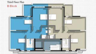 Новые Апартаменты в Белеке с Видом на Горы Тавр, Планировка -8