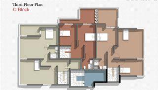Новые Апартаменты в Белеке с Видом на Горы Тавр, Планировка -12