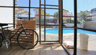 3+1 Semi-Detached Villa with Private Pool in Belek, Belek / Kadriye - video