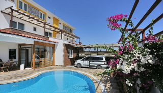 3+1 Semi-Detached Villa with Private Pool in Belek, Belek / Kadriye