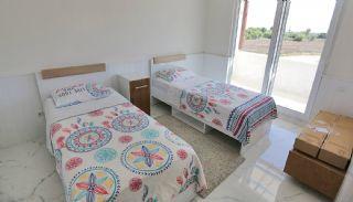 Kadriye'de Müstakil Girişli ve Havuzlu 3+1 Eşyalı Villa, İç Fotoğraflar-11