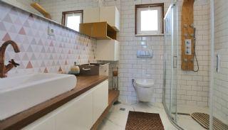 Сдвоенная Вилла 3+1 с Личным Бассейном в Белеке, Фотографии комнат-15