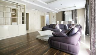 Detached Holiday Villas with Private Pool in Belek Turkey, Interior Photos-3