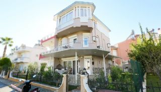 4 Bedroom Triplex Detached Houses in Kadriye Belek, Belek / Kadriye