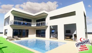 Futuristic Villa with Swimming Pool in Belek Antalya, Belek / Center