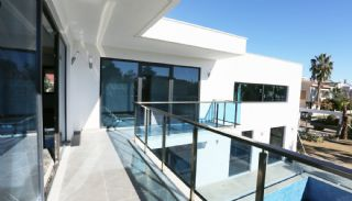 Futuristic Villa with Swimming Pool in Belek Antalya, Interior Photos-20