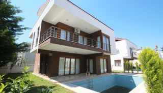 New Built Private Villas with Fully Furniture in Belek, Belek / Center