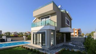 Brand New Triplex Villas with Swimming Pool in Belek, Belek / Kadriye - video