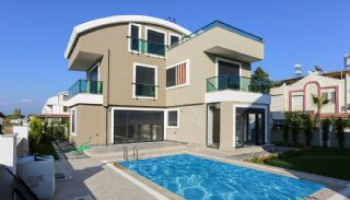 Brand New Triplex Villas with Swimming Pool in Belek, Belek / Kadriye