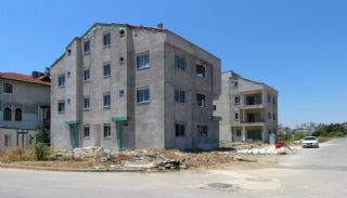 New Built Apartments 500 mt to Golf Courses in Belek, Construction Photos-1