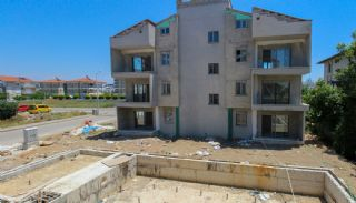 New Built Apartments 500 mt to Golf Courses in Belek, Construction Photos-4