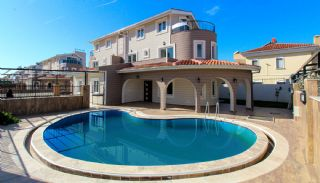 Peaceful Triplex Twin Villas Close to Golf Courses in Belek, Belek / Kadriye
