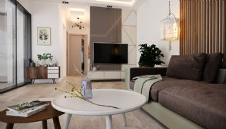 Detached Villas with Private Swimming Pool in Belek, Interior Photos-1