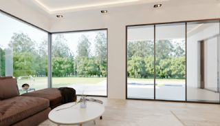 Detached Villas with Private Swimming Pool in Belek, Interior Photos-3