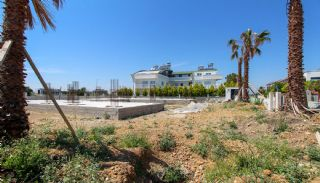 Minimalist Designed Villa Near the Golf Course in Belek, Construction Photos-1