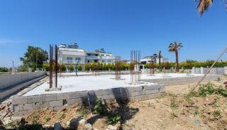 Villa Minimaliste Près du Parcours de Golf à Belek,  Photos de Construction-2
