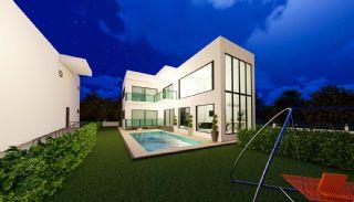 Minimalist Designed Villa Near the Golf Course in Belek, Belek / Center - video