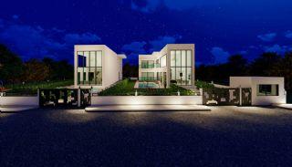 Villa Minimaliste Près du Parcours de Golf à Belek, Belek / Centre - video