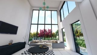 Minimalist Designed Villa Near the Golf Course in Belek, Interior Photos-1