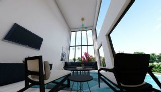 Minimalist Designed Villa Near the Golf Course in Belek, Interior Photos-2