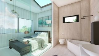 Minimalist Designed Villa Near the Golf Course in Belek, Interior Photos-6