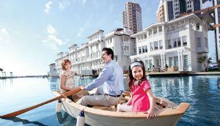 Bursa Huizen in het Meest Indrukwekkende Complex van de Stad, Bursa / Osmangazi - video