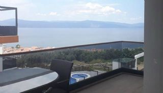 Smart Apartments Surrounded by Nature in Bursa Mudanya, Interior Photos-17