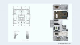 Smartly Designed Deluxe Apartments in Nilufer Bursa, Property Plans-4