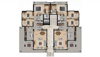 Zentral Gelegene Makellose Wohnungen in Bursa, Immobilienplaene-1
