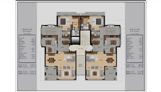 Zentral Gelegene Makellose Wohnungen in Bursa, Immobilienplaene-3