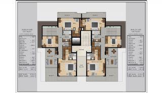 Zentral Gelegene Makellose Wohnungen in Bursa, Immobilienplaene-4