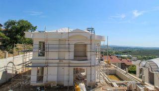 Luxury Unique Villas with Private Pool in Bursa, Construction Photos-4