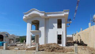 Luxury Unique Villas with Private Pool in Bursa, Construction Photos-7