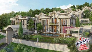 Luxury Unique Villas with Private Pool in Bursa, Bursa / Mudanya