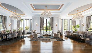 Luxury Unique Villas with Private Pool in Bursa, Interior Photos-1