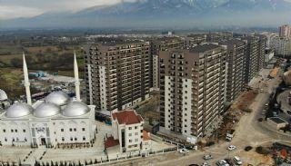 Key-Ready Apartments Close to the Center of Bursa, Construction Photos-1