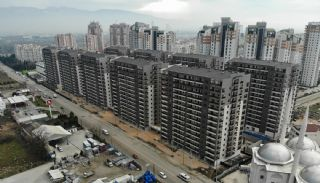 Key-Ready Apartments Close to the Center of Bursa, Construction Photos-2