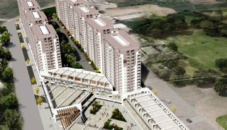 Key-Ready Apartments Close to the Center of Bursa, Bursa / Osmangazi - video