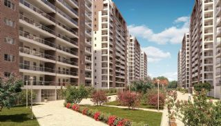 Key-Ready Apartments Close to the Center of Bursa, Bursa / Osmangazi