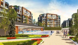 Smartly Designed Apartments Offering Happy Life in Bursa, Bursa / Nilufer
