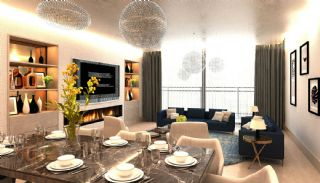 Smartly Designed Apartments Offering Happy Life in Bursa, Interior Photos-2