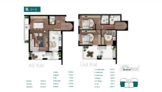 Smartly Designed Apartments Offering Happy Life in Bursa, Property Plans-7